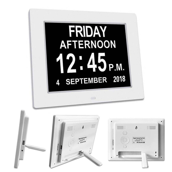 ledscreenalarmclock, led, clocklargeletterled, Clock