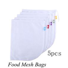 Drawstring Bags, Storage, fruitbag, Kitchen & Home