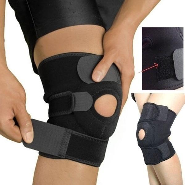 Fitness Knee Support Patella Belt Elastic Bandage Tape Sport Strap Knee Pads New