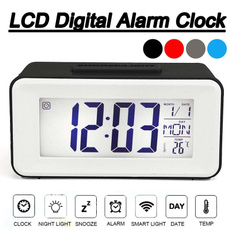 Mini, digitalelectronicclock, led, Office