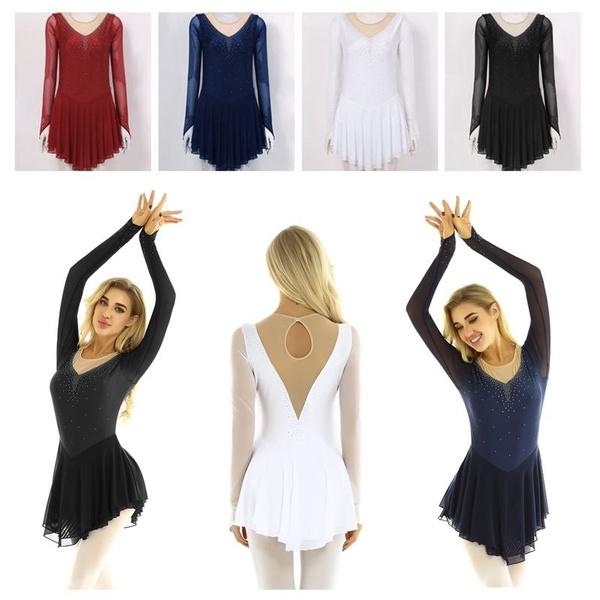 dancewear, womendanceskirt, Necks, balletleotard