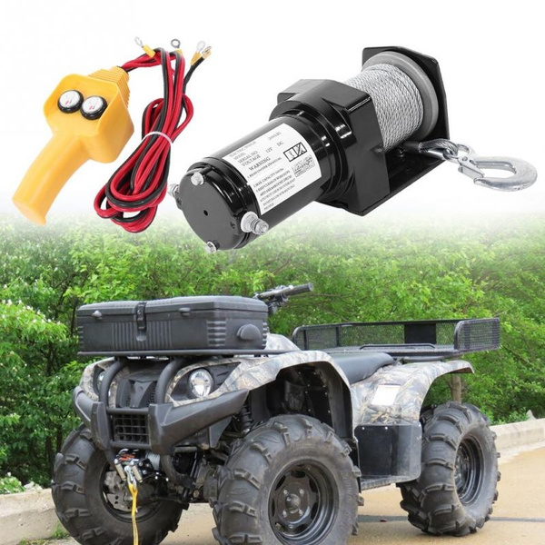 electricwinch, offroadcar, Electric, autolift