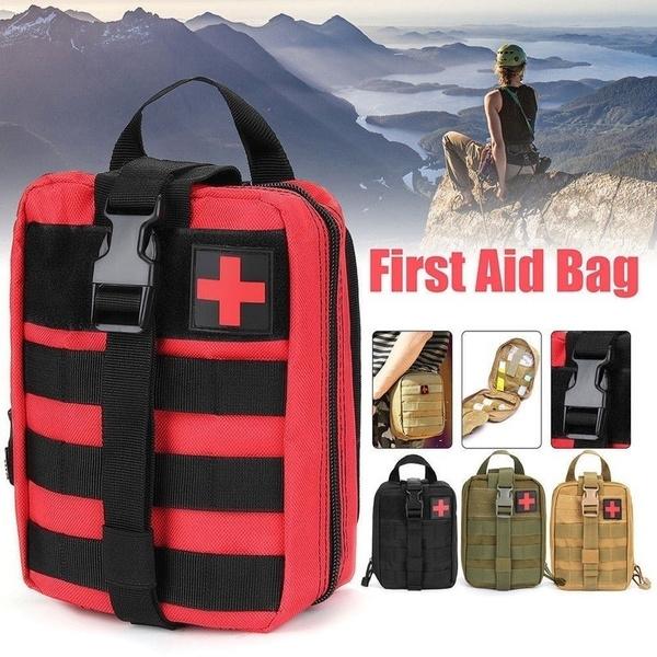Hunting, medicalbag, Travel, redcrosspatch