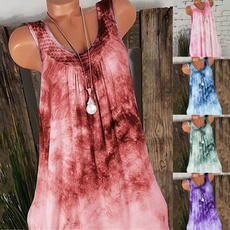 Summer, Plus Size, vest dress, sundress