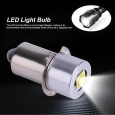 Light Bulb, flashlightbulb, lights, led
