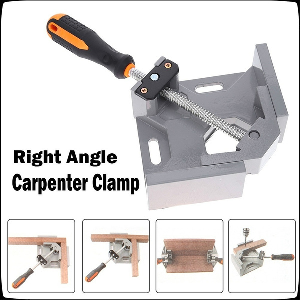 clamp, carpenterclip, Aluminum, singlehandle