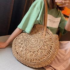 women bags, Storage & Organization, strawbag, beachbag