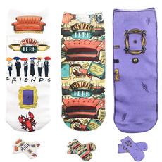 Hosiery & Socks, Cotton Socks, friendstvsock, unisex