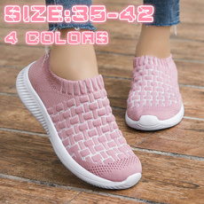 Sneakers, Plus Size, Knitting, Sports & Outdoors