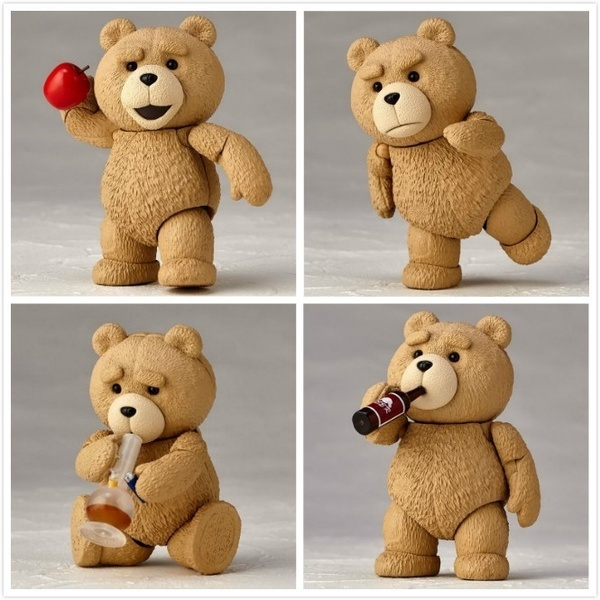 Collectibles, Toy, Teddy, Movie