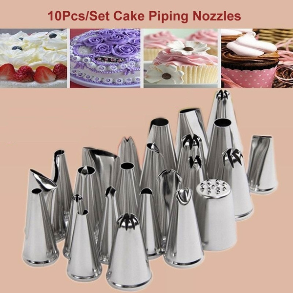 Steel, pastrynozzle, Stainless Steel, kitchentoolsampgadget