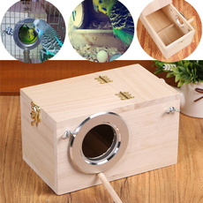 Box, birdbreedingbox, birdwatchingholder, Wooden