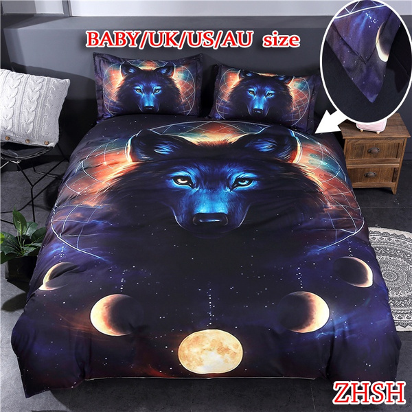 wolfbeddingset, 3dwolf, Clothes, Bedding
