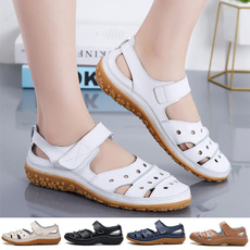 Flats, Sneakers, Plus Size, Ladies Fashion