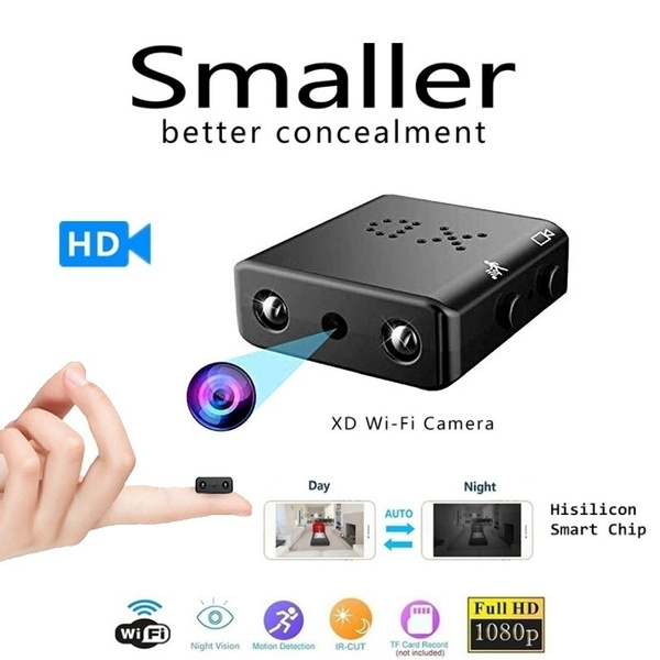hdminicamera, motiondetection, cellphone, Remote