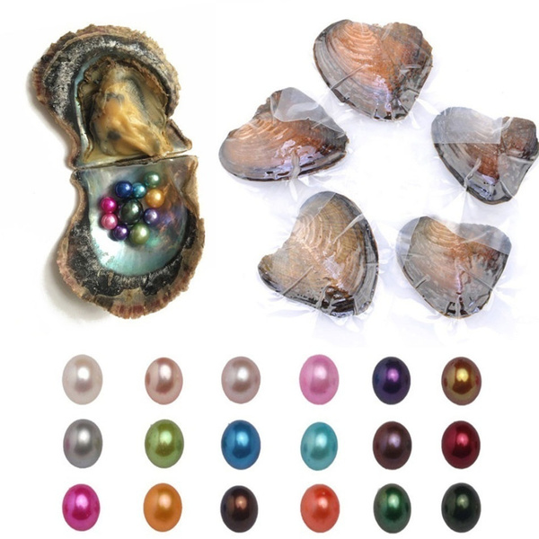 Gifts, oysterpearl, giantoyster, oval