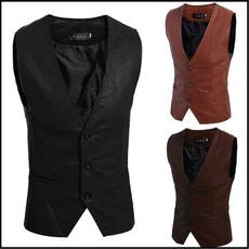 Vest, Fashion, Dress Shirt, Simple
