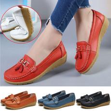 Flats, womenoutdoorshoe, flatshoeforwomen, leather