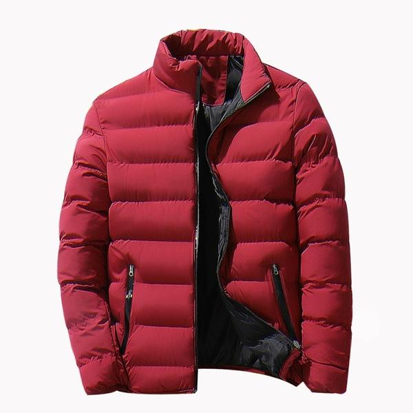 padded, zipjacket, Fashion, Winter