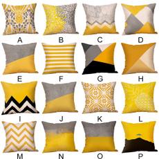 case, geometricpillowcover, geometricpillow, Cushions