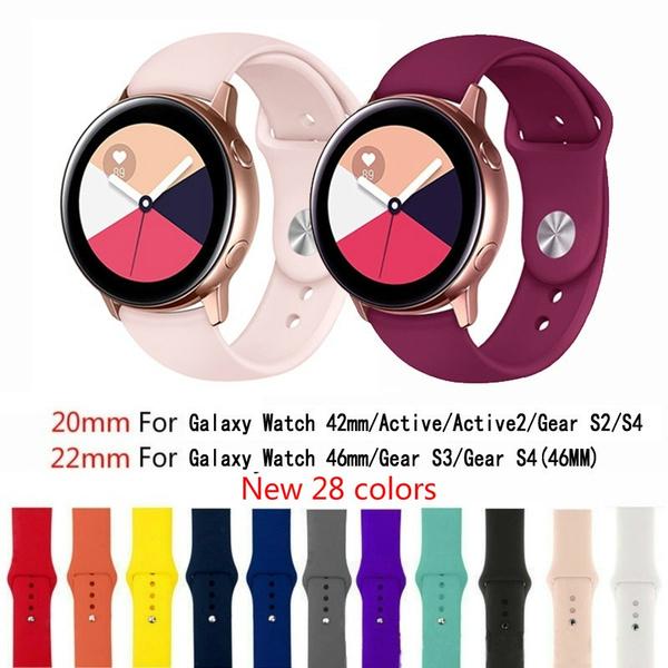 gears3classicwatchband, samsunggalaxywatch42mm, galaxywatchactive2case, gears3frontierwatchband