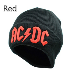 Warm Hat, Polyester, acdc, Winter