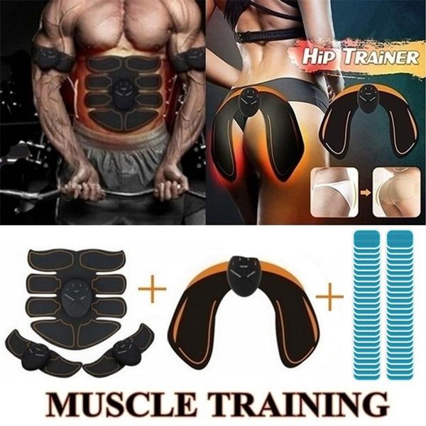 em, muscletrainer, Remote, Fitness