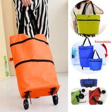 trolleybag, Capacity, Totes, pushcartbag