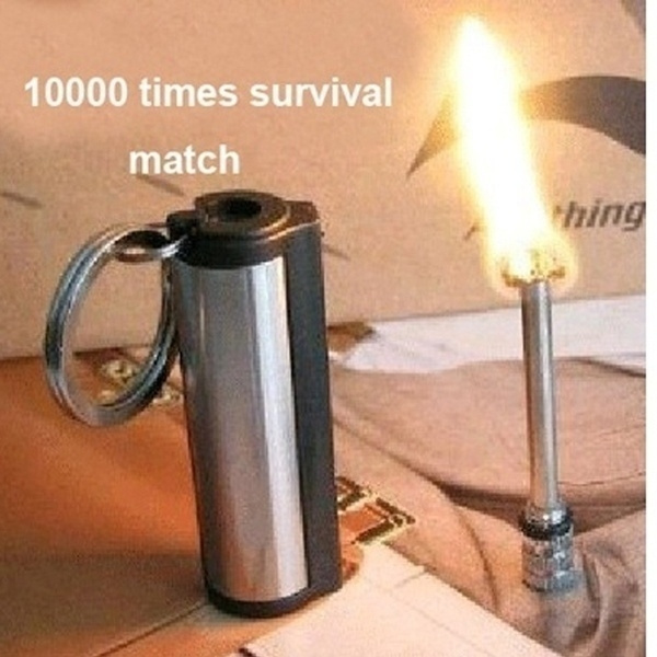 Box, flintfirestarter, Outdoor, emergencyfirestarter