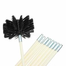 sweepingset, cleaningbrush, chimneycleaningbrush, rotarysweepbrush
