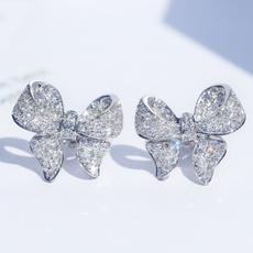 Sterling, cute, Jewelry, Earring
