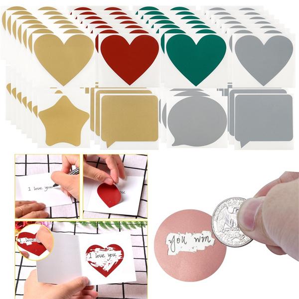Heart, toysticker, Postcards, Stickers
