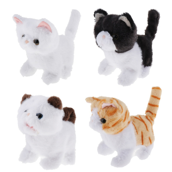 Stuffed Animal, electricinteractiveanimal, Toy, 46