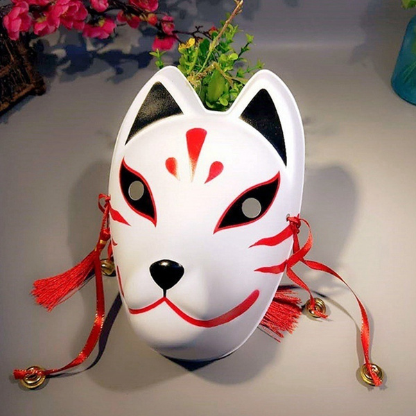 Cosplay, partymask, dancemask, foxmask