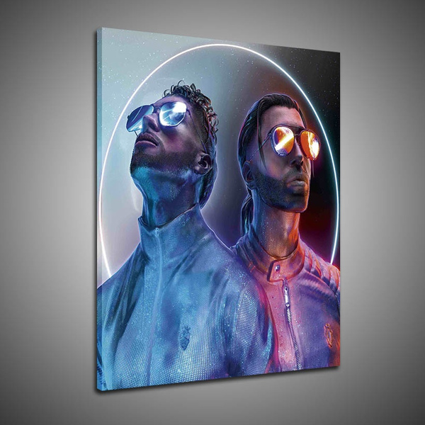 Hip-hop Style, posterspainting, canvasprint, Wall Art