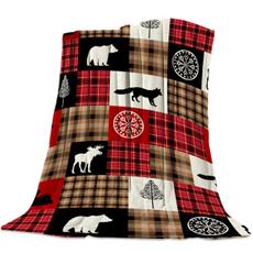 nonshedding, antiwrinkle, Blanket, Buffalo