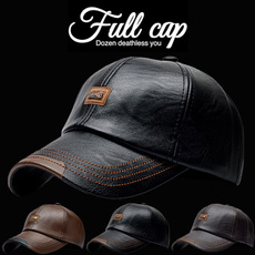 sports cap, leather cap, snapback cap, Winter