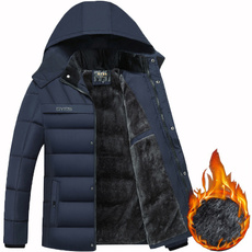 hooded, Winter, Gifts, Coat