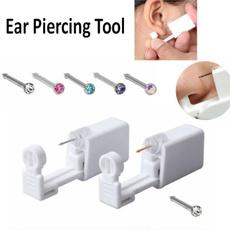 nosestudspiercing, toolsforpiercing, Tool, Stud Earring