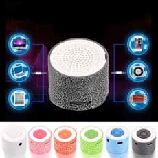 Mini, stereospeaker, Mini Speaker, led