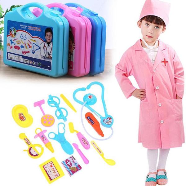 play, Set, portable, doctor