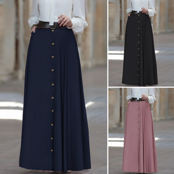 Summer, long skirt, sommerrock, langerrock