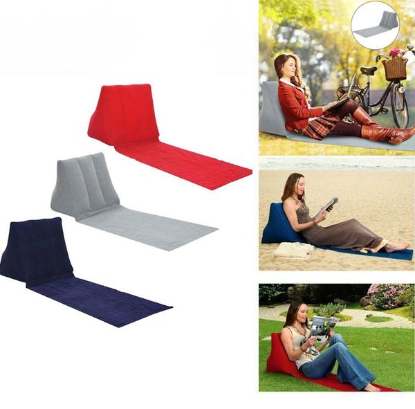 inflatablecushion, inflatablelounger, Outdoor, campingfurniture