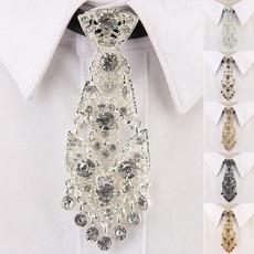 Shorts, suitformen, Wedding Accessories, crystalnecktie