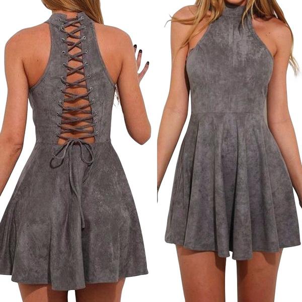 Mini, Club Dress, Women's Fashion & Accessories, Halter