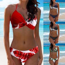 Summer, Underwear, Bikinis Set, women beachwear
