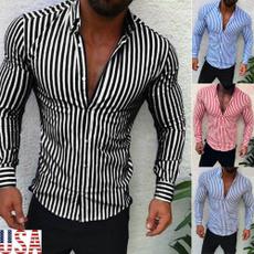 slim, formal shirt, Dress Shirt, Sleeve