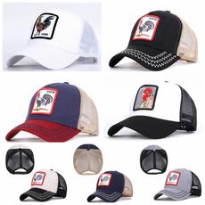 Fashion, Baseball, Trucker Hats, Animal