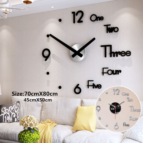 quartz, living room, 3dwallsticker, Home & Living