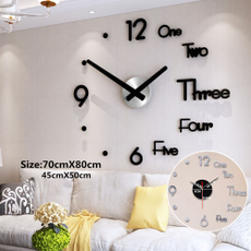 quartz, living room, 3dwallsticker, Home & Living